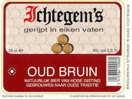 Afbeeldingsresultaat voor ichtegem's oud bruin  logo